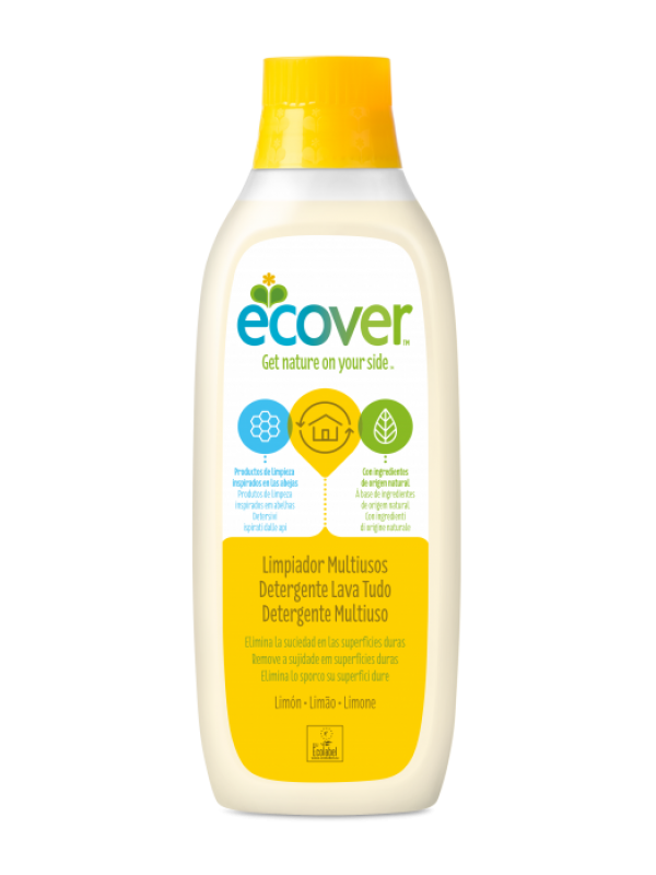 ecover, limpiadores multiusos, multiusos, comprar limpiador multiusos limon ecover, comprar limpiador multiusos respetuoso con el medio ambiente, comprar limpiador multiusos ecologico, comprar limpiador multiusos organico, limpiador multiusos ecover