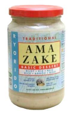Amazake de arroz integral 380g.