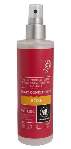 Acondicionador de rosas Urtekram 250ml.