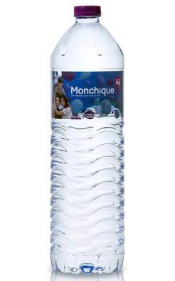 Agua mineral alcalina Monchique 1,5 litro
