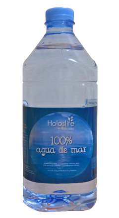 Agua de mar Holoslife 2 litros