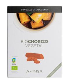 Chorizo vegetal bio Ahimsa 230g.