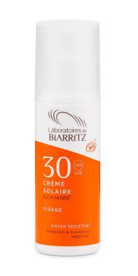 Protector solar facial FP30 bio Alga Maris 50ml.