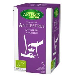 Tisana bio antiestress Artemis 20 filtros