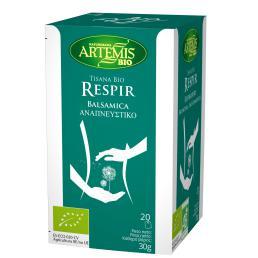 Respir Artemis 20 filtros