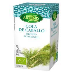 Cola de caballo Artemis 20 filtros