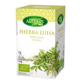 Hierba Luisa Artemis 20 filtros