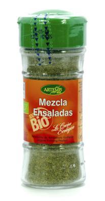 Mezcla especias para ensaladas Artemis Bio 25g.