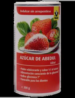 Azúcar abedul Raab