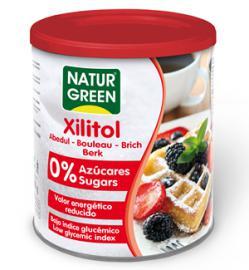 Azúcar de abedul NaturGreen 500g.