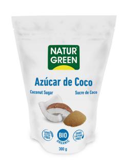 Azúcar de coco bio Naturgreen