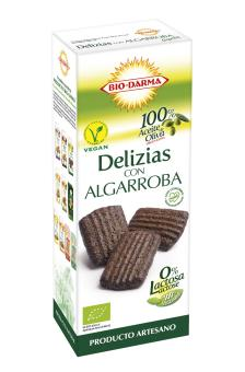Delizias de algarroba Bio Darma 110g.