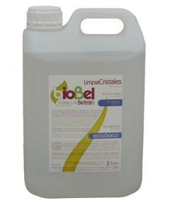 Limpiacristales eco Biobel 5l.