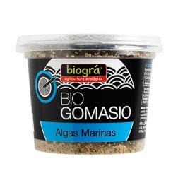 Gomasio con algas Biográ 100g.