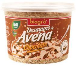 Desayuno Avena Chocolate Biográ 220g. Pack ahorro.