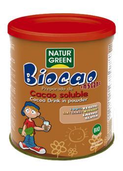 Biocao instantáneo Naturgreen 400g.