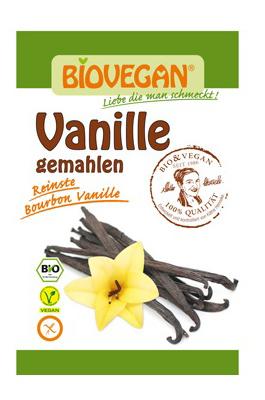 Vainilla polvo vegana Biovegan 5g.