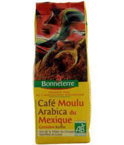 Café molido méjico bio Bonneterre 250g.