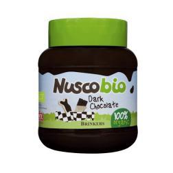 Crema chocolate negro Nuscobio Brinkers 400g.
