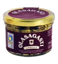 Caballa en aceite de oliva eco Olasagasti