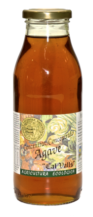 Concentrado de agave Cal Valls 500ml.