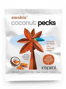 Chips coco con paprika ahumada Inspiral