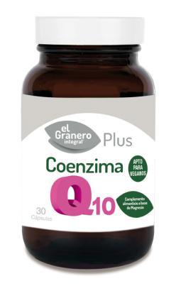 Coenzima Q10 El Granero Integral
