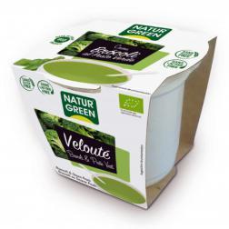 Crema de brócoli al pesto verde Naturgreen 310g.