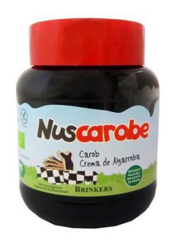 Crema de algarroba natural Nuscarobe