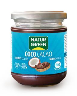 Crema coco cacao Naturgreen