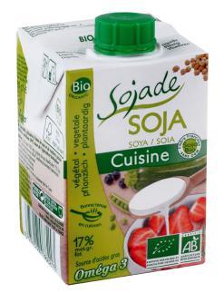 Crema de soja para cocinar Cuisine Sojade