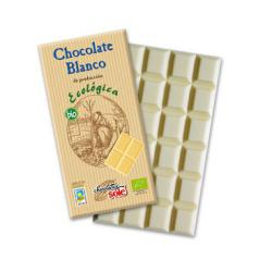 Chocolate blanco Chocolates Solé 100g.