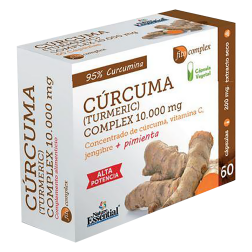 Cúrcuma complex Nature Essential 10000mg.