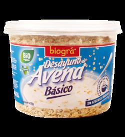 Desayuno Avena básico Biográ