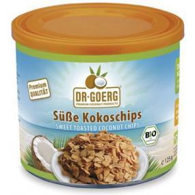 Chips de coco bio Dr. Goerg 125g.