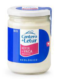 Kefir vaca desnatado El Cantero de Letur 420g.