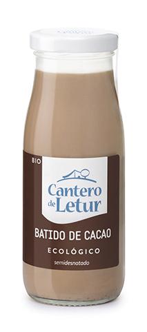 Batido de cacao El Cantero de Letur 250ml.