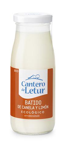 Batido de canela y limón El Cantero de Letur 250ml.