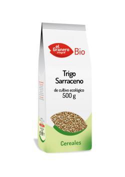 Trigo sarraceno bio El Granero Integral 500g.