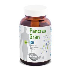 Pancreogran El Granero Integral 100 comprimidos 550mg.