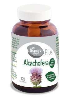 Alcachofera 120 comprimidos El Granero Integral 600mg