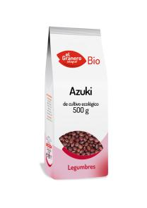 Azuki bio El Granero Integral 500g.