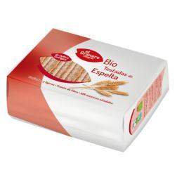 Tostadas de espelta El Granero Integral 100g.