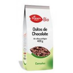 Ositos de chocolate bio 400g.