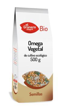 Omega vegetal bio El Granero Integral 500g. (Mix semillas)