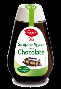 Sirope de agave chocolate El Granero Integral