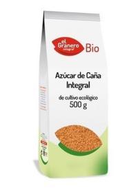 Azúcar de caña integral bio El Granero Integral 500g.