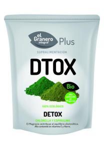 Dtox (chlorella y spirulina) bio 200g.