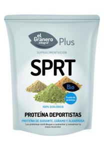 Deportistas (proteína de guisante, algarroba y cañamo) bio 200g.