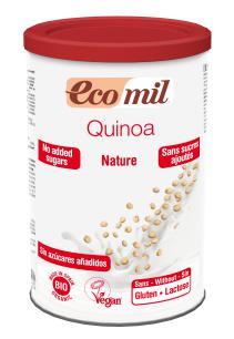 Ecomil Quinoa polvo bio 400g.